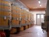 Botti dell'Azienda Agricola La Canosa a Rotella nelle Terre del Piceno