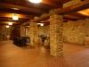 La sala degustazione dell'Azienda Agricola La Canosa a Rotella nelle Marche