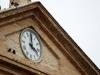 Particolare dell'orologio della Chiesa di Santa Felicita a Colli del Tronto