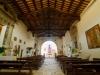 Interno della Chiesa di San Lorenzo a Paggese di Acqusanta Terme