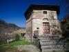 La Chiesa di Sant'Egidio nella frazione Novele di Acquasanta Terme