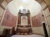 Particolare interno delle Chiesa della Maddalena ad Acquasanta Terme