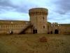 L'interno della Rocca di Acquaviva nelle Terre del Piceno