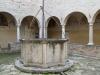 Pozzo del chiostro Ex Convento di San Francesco a Monsampolo del Tronto