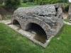 La Fonte del piano a Cossignano nelle Terre del Piceno è un serbatoio di accumulo d'acqua