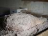 Un prosciutto sotto sale da Jervasciò nelle Terre del Piceno
