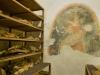 Museo della cripta di Monsampolo del Tronto particolare  cappella della buona morte sec. XVII