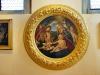 RIPRODUZIONE DELLA MADONNA DEL MAGNIFICAT DEL BOTTICELLI DI MARZIA DE MARZI sita nella sala consiliare del comune