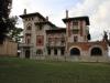 Villa Trocchi a Cossignano fu edificata agli inizi del secolo XX