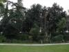 Il Parco di Villa Trocchi a Cossignano nelle Terre del Piceno