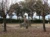 Particolare del giardino di Villa Trocchi