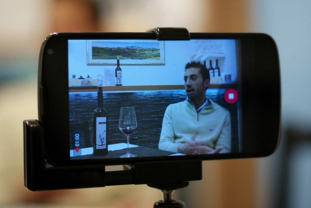 Rocco-Vallorani intervistato del social media team di Terre del Piceno